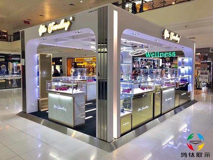 珠寶展柜廠家,珠寶展示柜,玻璃展示柜制作生產,定制珠寶展示柜