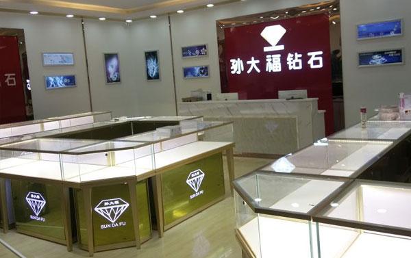 珠宝店柜台定制怎么找厂家?